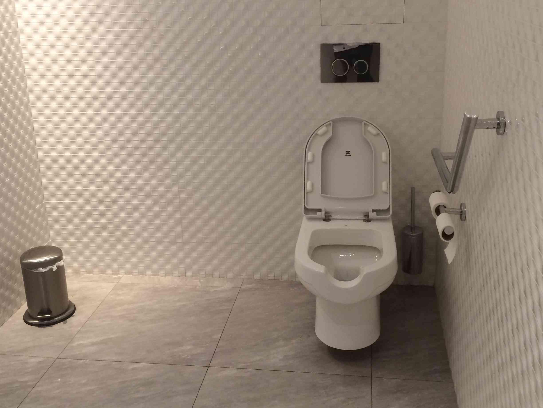 Réalisation de salle de bain PMR 1