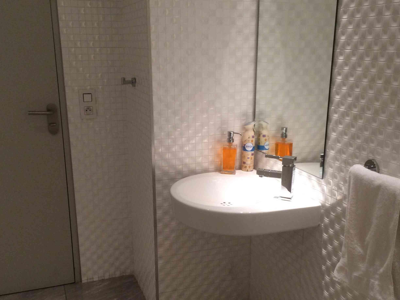 Réalisation de salle de bain PMR 2