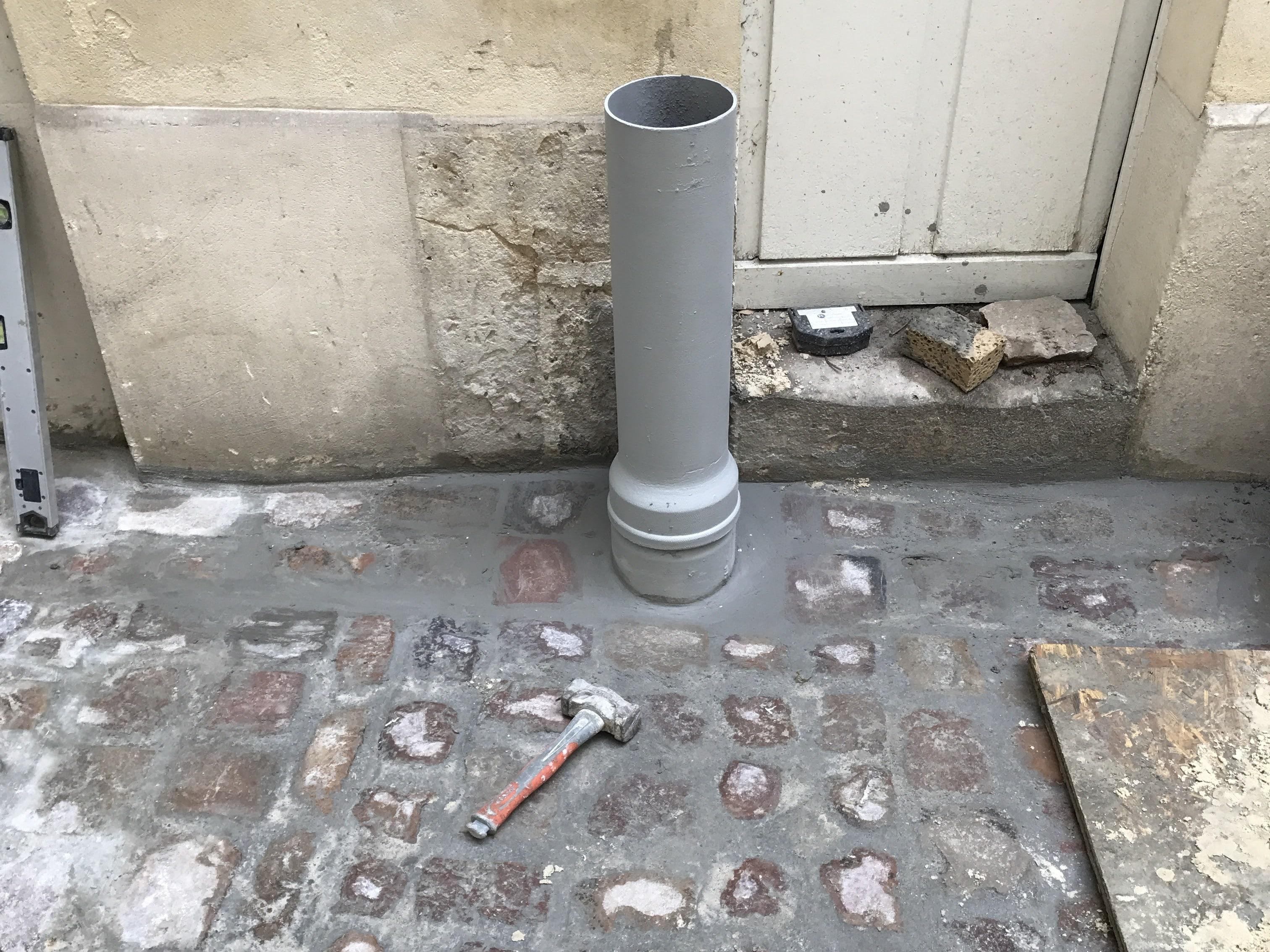 Cour Pavée Paris
